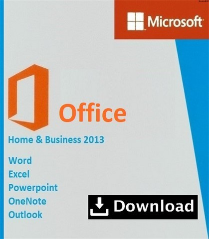 microsoft office 2013 home and business jetzt kaufen. Black Bedroom Furniture Sets. Home Design Ideas